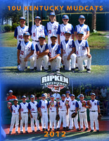 2012 Mudcat Team Book
