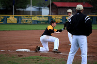 GC vs Fleming Co Varsity Baseball 04-20-15