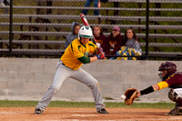 GC vs Russell Varsity Baseball 04-27-15