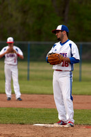 GC vs Lewis Co Varsity Baseball 05-04-15