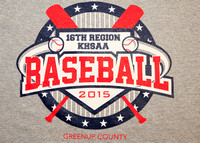 16th Region KHSAA Baseball 2015
