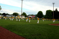 GC vs Raceland Senior Night 05-07-13