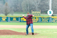 Varsity Baseball - Greenup vs West Carter 03-19-2016