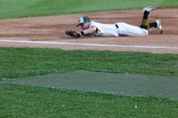 Varsity Baseball - Russell @ Greenup County 04-25-2016