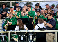 9-8-17 GCHS Band @ GC vs. Raceland Game