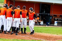 Varsity Baseball - Bath Co at Raceland 05-17-2018