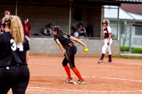 Middle School Softball - Raceland vs Russell 05-17-2018