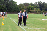 08-10-2018 Varsity Football - Greenup County vs West Carter