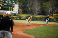 GC JV Baseball vs Rowan Co 04-24-14