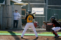 GC JV Baseball vs Ironton 04-23-14