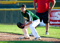 6-19-17 Greenup Co. vs. Fairview Bombers 15U Baseball Game 2