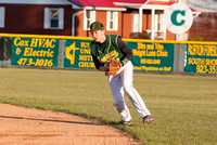 GC vs Russell Varsity Baseball 04-28-15