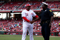 MLB Baseball - Cincinnati Reds vs St Louis Cardinals 06-07-2016