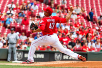 Cincinnati Reds vs Miami 07-23-2017
